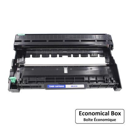 Compatible Brother DR630 Drum - Economical Box