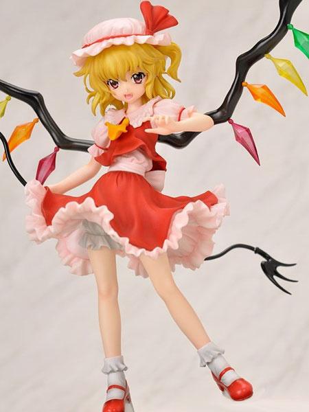 Milanoo Touhou Project Flandre Scarlet Halloween Cosplay Costume Halloween
