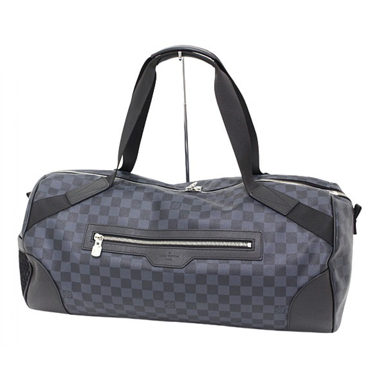 Louis Vuitton \N Anthracite Cloth handbag for Women \N