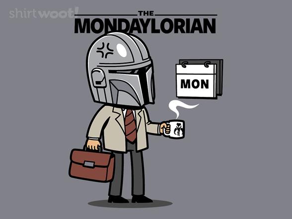 The Mondaylorian T Shirt
