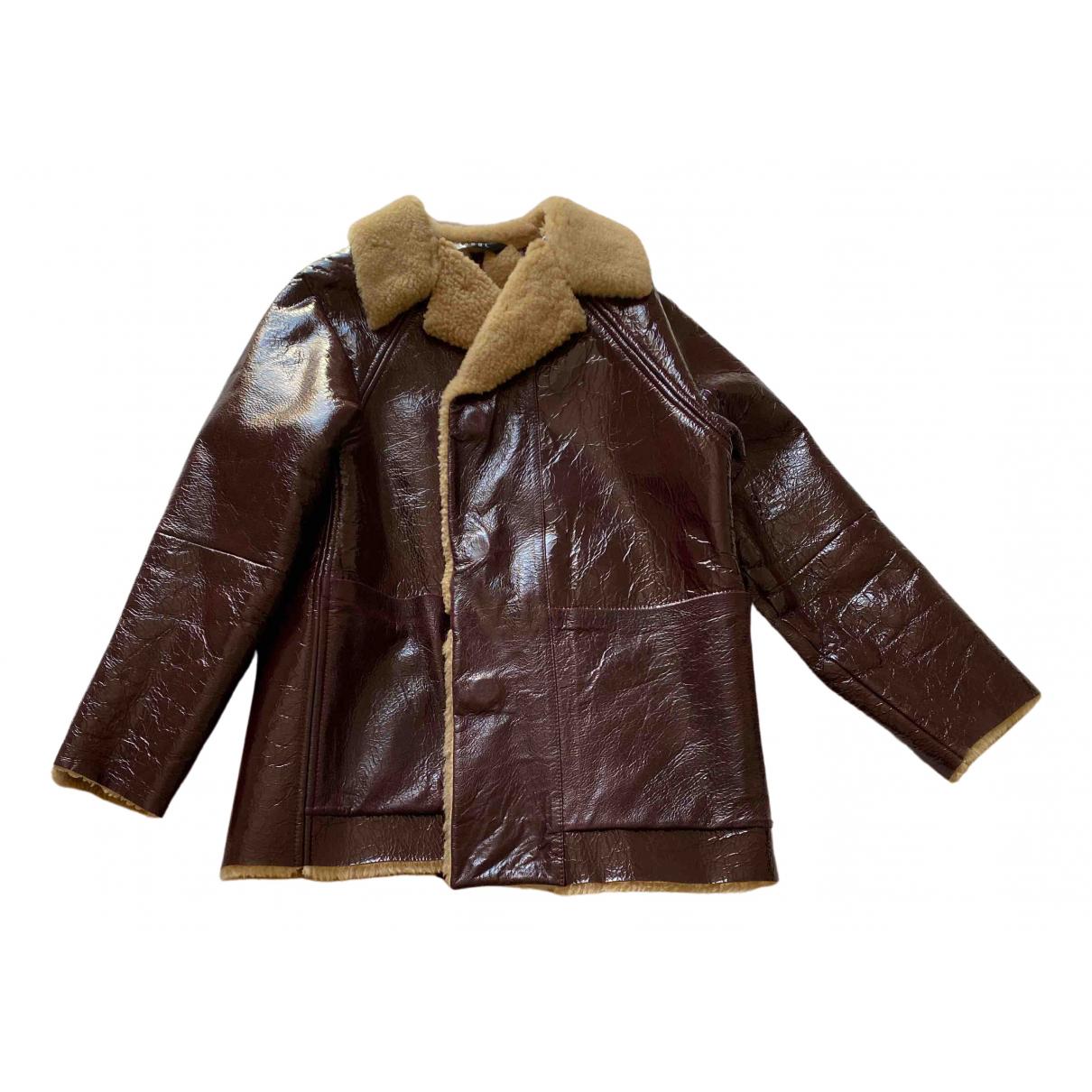 Kassl Editions \N Beige Shearling jacket for Women M International