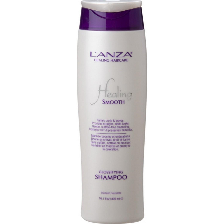 Lanza Healing SMOOTH GLOSSIFYING SHAMPOO (10.1 fl oz / 300 ml)
