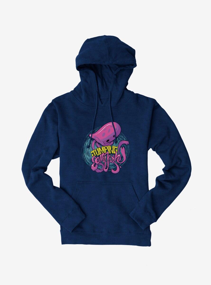 SpongeBob SquarePants Jumpin' Jellyfish Hoodie