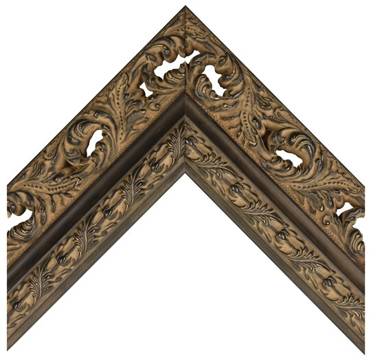 Black Acanthus Custom Frame By Michaels® | 8 X 10 | Wood