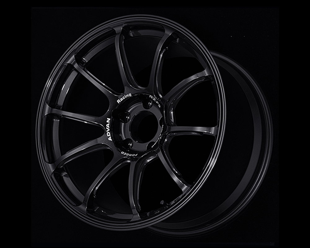 Advan RZ-F2 Wheel 18x11 5x114.3 30mm Racing Titanium Black