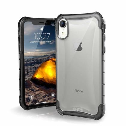 Plyo Rugged Case Glace (Clair) for iPhone XR - UAG