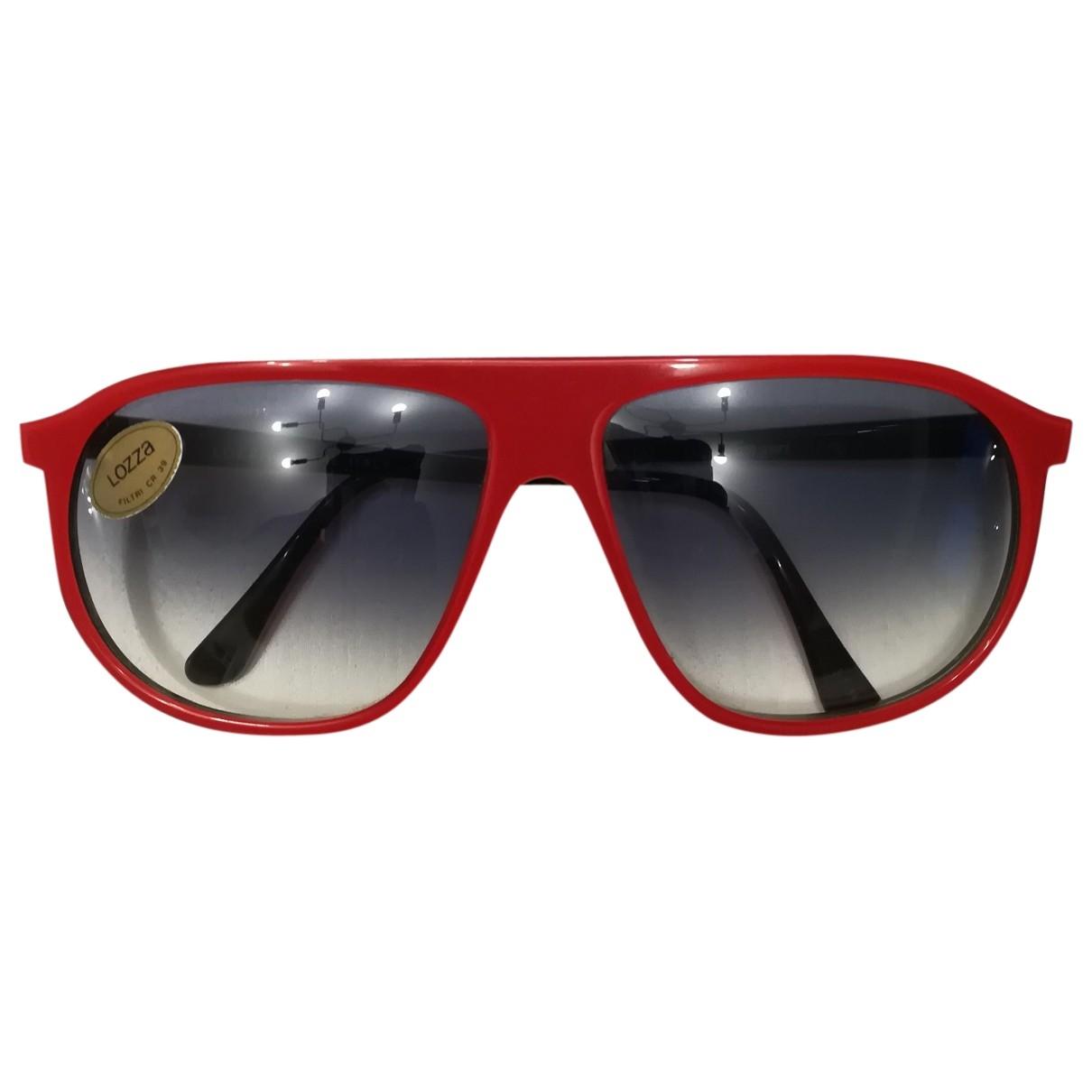 Lozza \N Red Sunglasses for Men \N