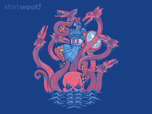 Modern Myths Iii T Shirt