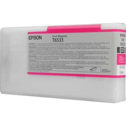Epson T653300 Original Vivid Magenta Ink Cartridge
