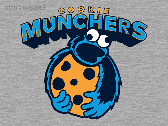 Cookie Munchers T Shirt