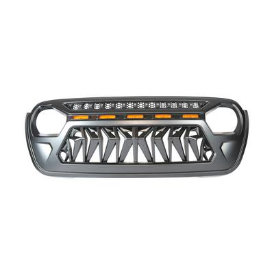 Overtread Borrego Grille with Marker Lights - 19034