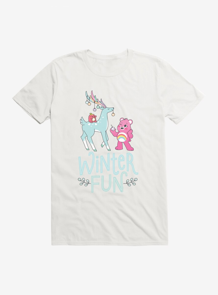 Care Bears Winter Fun T-Shirt