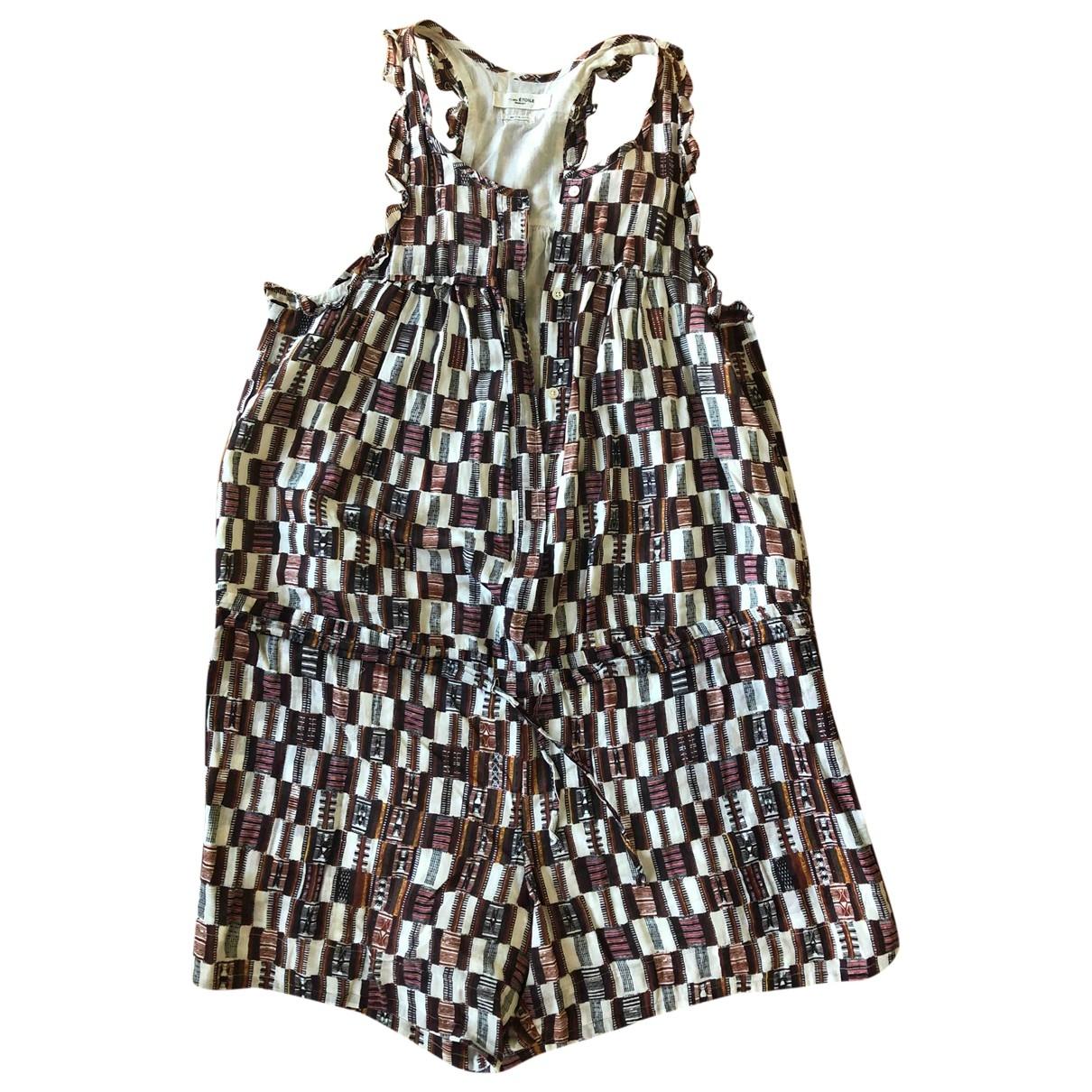 Isabel Marant Etoile \N Multicolour Cotton Shorts for Women 38 FR