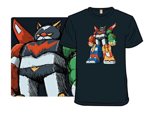 Meow-tron T Shirt