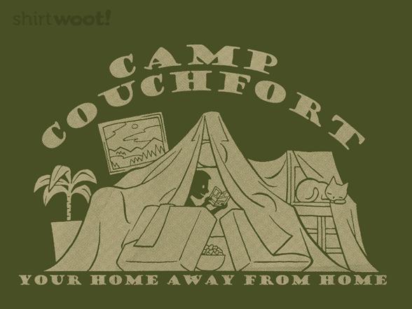 Camp Couchfort T Shirt
