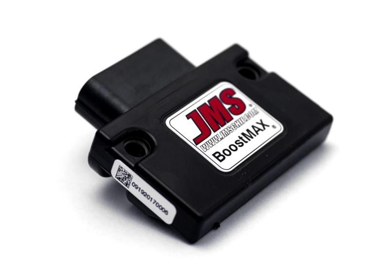 JMS BoostMAX Ecoboost Performance Booster - 2015-2020 All Ford w/ 2.7L Ecoboost Eng