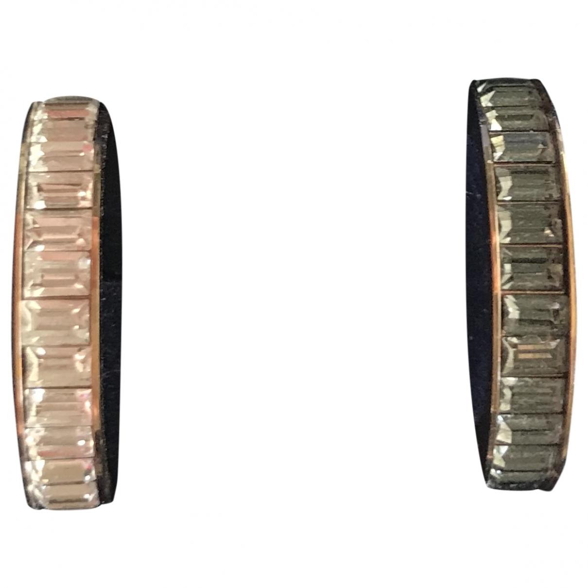 Swarovski \N Gold Crystal ring for Women 52 MM
