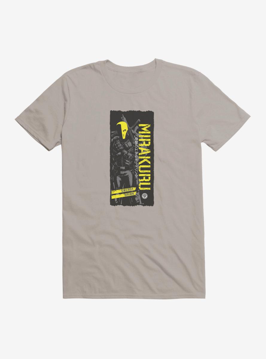 DC Comics Arrow Mirakuru T-Shirt