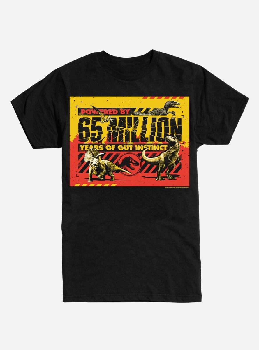 Jurassic World Gut Instinct T-Shirt