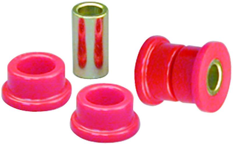 Prothane 19-603 Universal Pivot Bushing Kit - 1-1/4 for 1/2in Bolt - Red