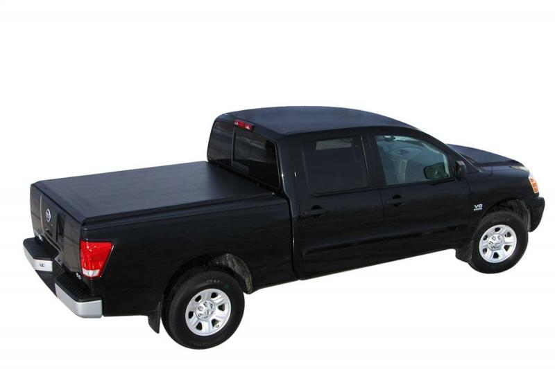 ACCESS Cover 23159s ACCESS Limited Edition Roll-Up Tonneau Cover Nissan Titan 2004-2009