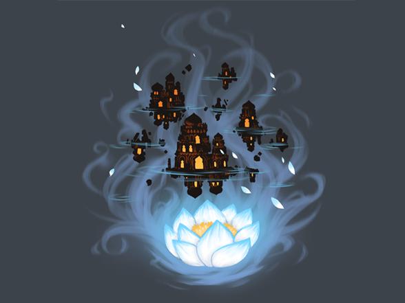 Lotus Dream T Shirt