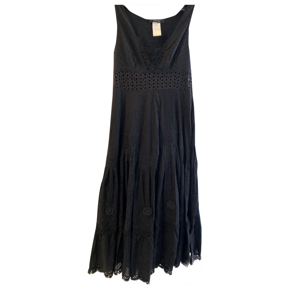 Twin Set \N Black Cotton dress for Women XS International