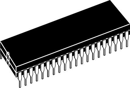 Microchip DSPIC30F4011-20I/P  dsPIC30F, 16bit DSP 20MIPS 1.024 kB, 48 kB Flash 40-Pin PDIP