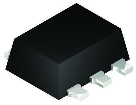 Nexperia PMBT3904VS,115 Dual NPN Transistor, 200 mA, 40 V, 6-Pin SOT-666 (100)