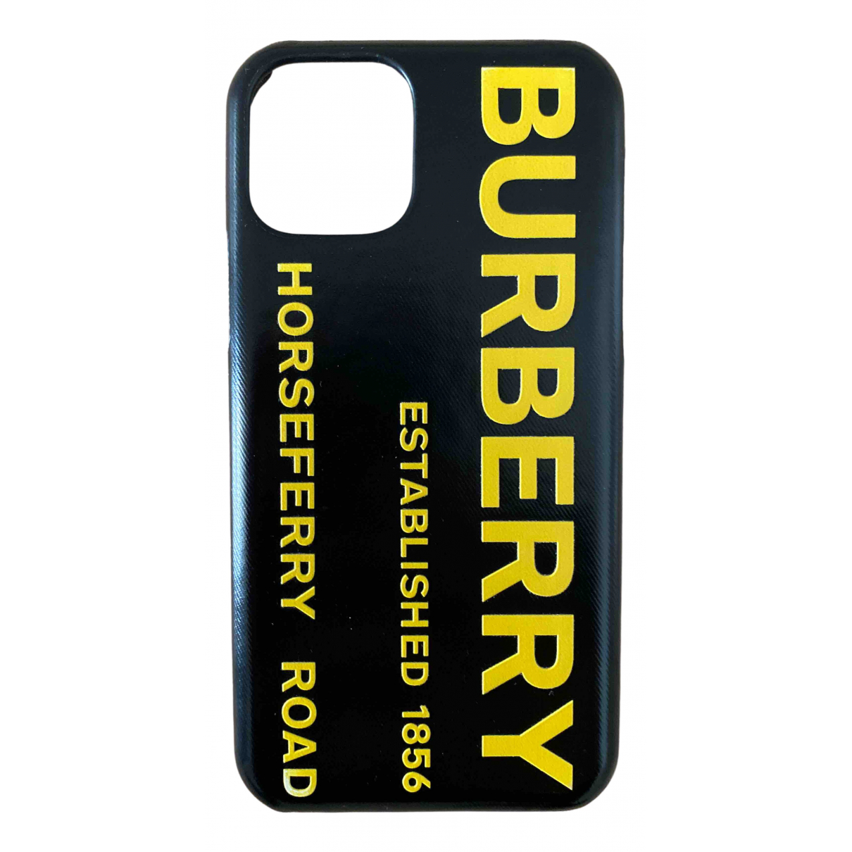 Burberry \N Black Leather Accessories for Life & Living \N