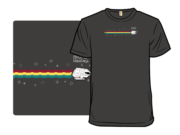 Nyan Crusher T Shirt