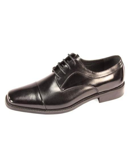 Mens Luxury Shoes in Black and Brown