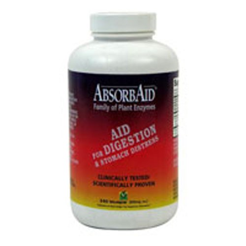 AbsorbAid 90 Caps by NATURE'S SOURCES (AbsorbAid & Kolorex)