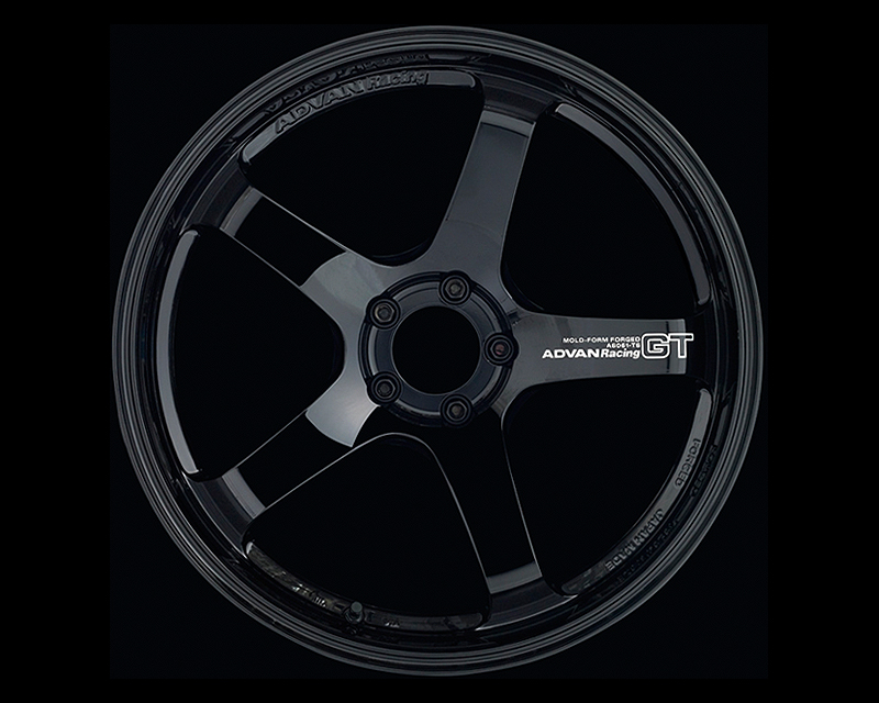 Advan GT Premium Wheel 20x12 Center Lock 44mm Racing Gloss Black