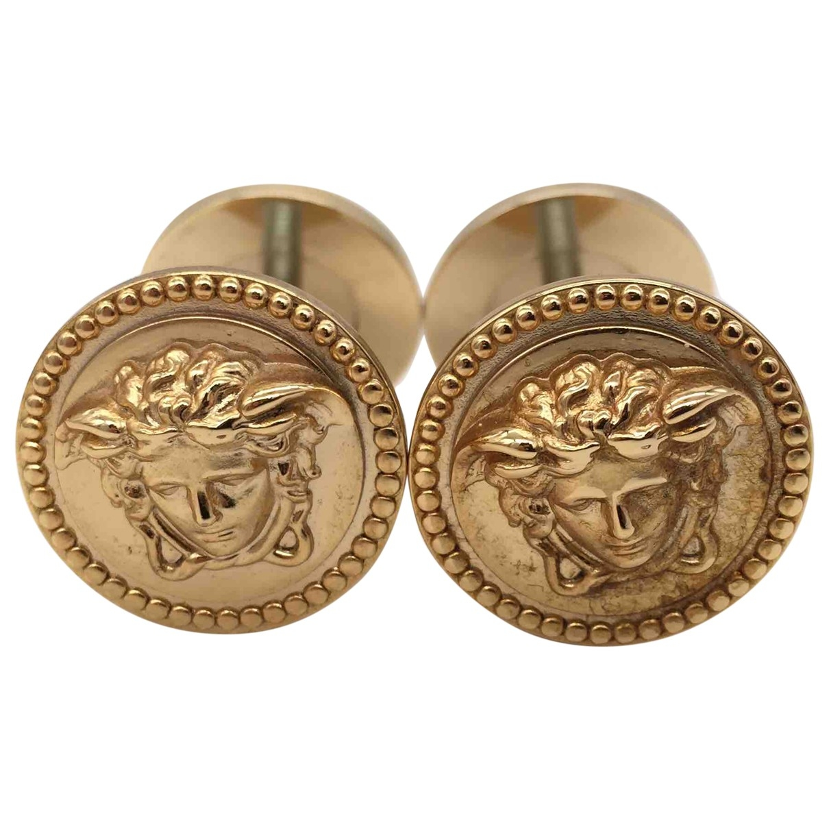 Versace \N Gold Metal Home decor for Life & Living \N