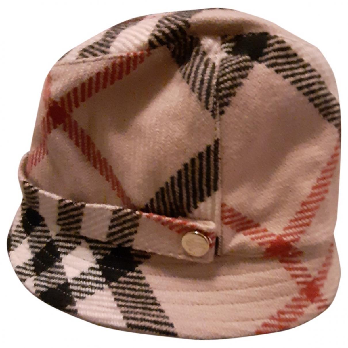 Burberry \N Beige Wool hat for Women S International