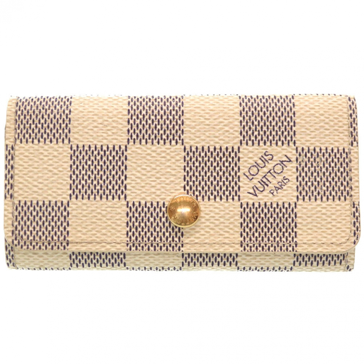Louis Vuitton \N White Cloth Purses, wallet & cases for Women \N