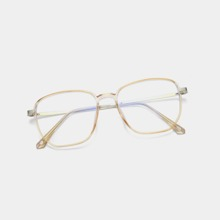 Men Acrylic Frame Glasses