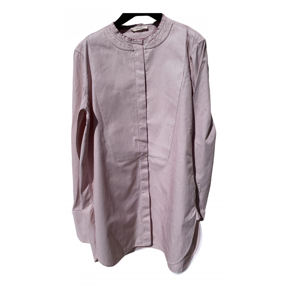 Celine \N Multicolour Cotton  top for Women 42 FR