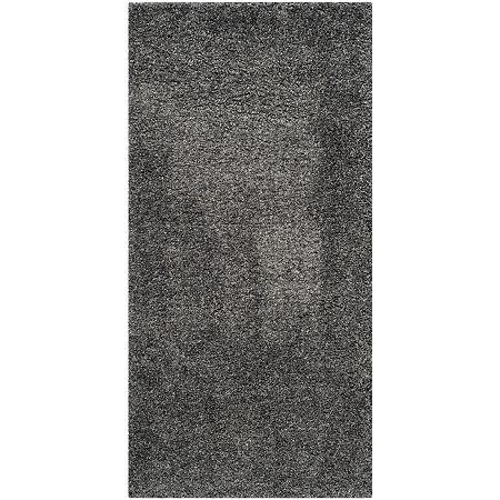 Safavieh Austin Shag Runner Rug, One Size , Gray
