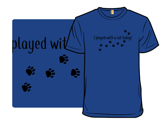Cat Day T Shirt