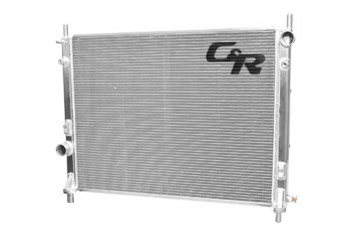 Ford Mustang GT 15-17 Extruded Tube Radiator