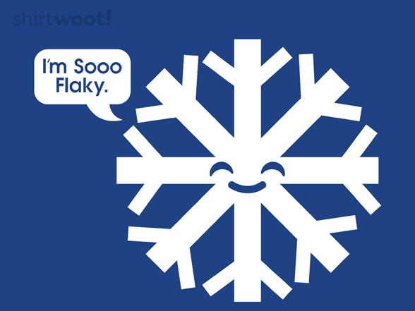 Sooo Flakey T Shirt