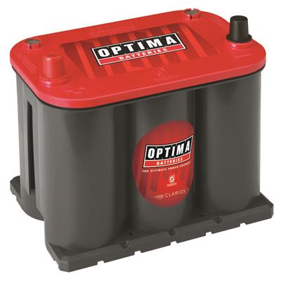 Optima Batteries Red Top, Group 25, 720 CCA, Top Post - 8025-160