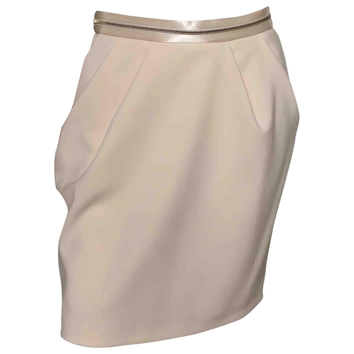 Pinko \N Pink skirt for Women 44 IT
