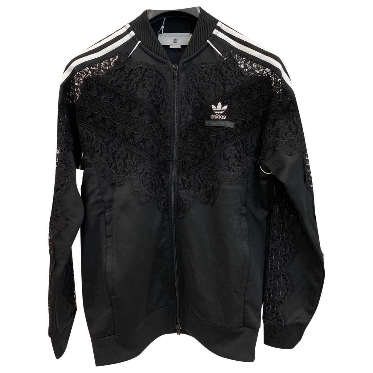 Stella Mccartney Pour Adidas \N Black jacket for Women L International