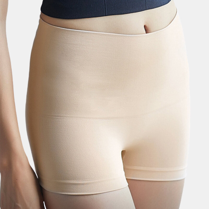 Solid Color Soft Elastic Maternity Panties