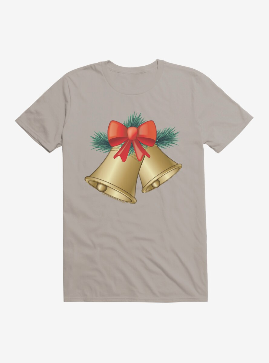 Emoji Holiday Icons Jingle Bells T-Shirt