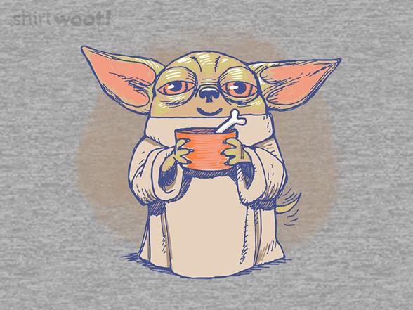 Chilling Chihuahua T Shirt