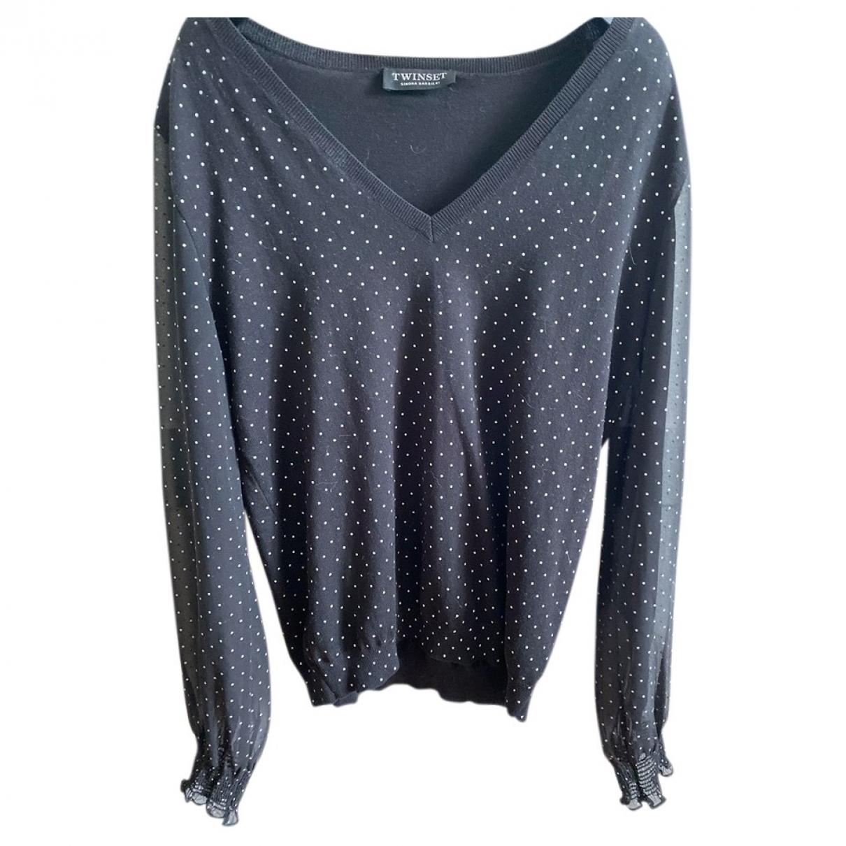 Twin Set \N Cotton Knitwear for Women 38 FR